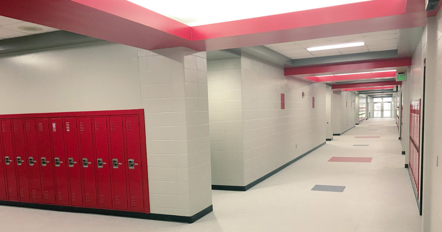 New Palestine Junior High